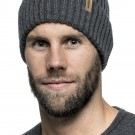 Beanie Rib - original (333360) grey man-min